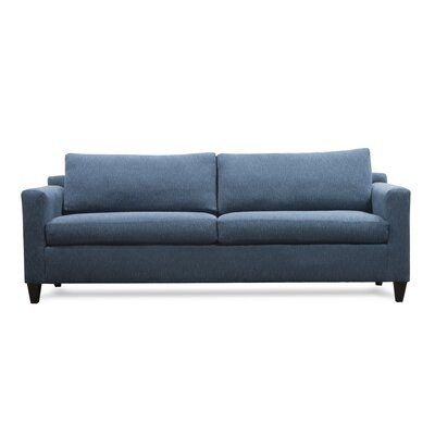 Alice Track Arm Sofa Uniquely Furnished Body Fabric Tess