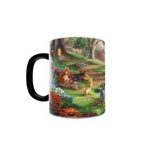 Winnie the Pooh Heat Changing Morphing Mug