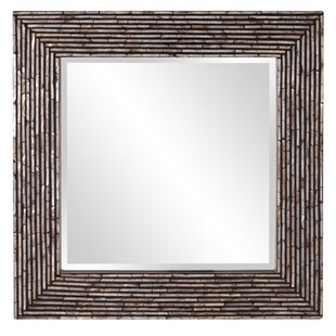 World Menagerie Glossy Accent Mirror
