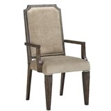 Sutere Fabric Armchair in Beige (Set of 2) by Winston Porter