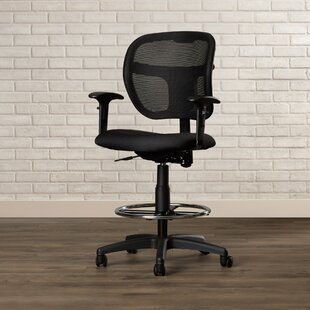 Brayden Studio Terrance Mesh Drafting Chair