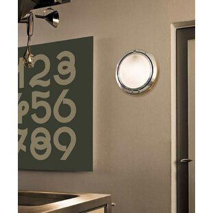 Metropolis 1-Light Flush Mount by Luceplan