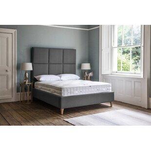 Review Kalyn Upholstered Bed Frame