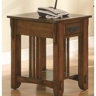 Aretha End Table by Red Barrel Studio