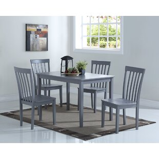 Sevier 5 Piece Dining Set
