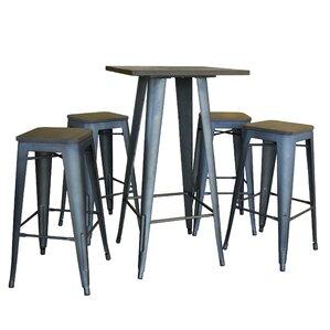 Racheal Loft 5 Piece Dining Set by Trent Austin Design