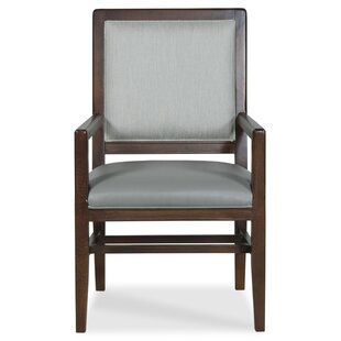 Brady Upholstered Dining Chair by Fairfie..