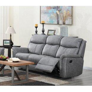 Golson 3 Seater Reclining Sofa By Brayden Studio