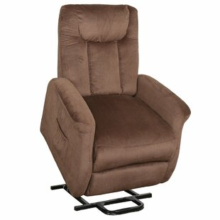 Margaux Power Lift Assist Recliner Red Barrel Studio