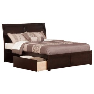 Viv + Rae Deandre Platform Bed with Drawers