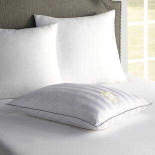 BEHRENS England 1000 Thread Count Luxury Sleep Polyfill Pillow