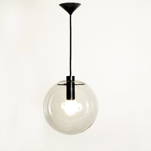 1-Light Pendant by dCOR design