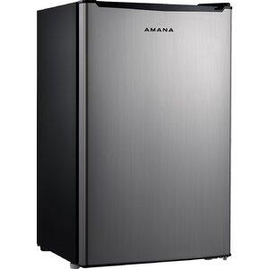3.5 cu.ft. Compact/Mini Refrigerator with Freezer