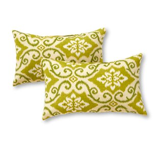Knopp Indoor/Outdoor Lumbar Pillow (Set of 2)
