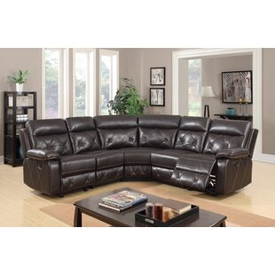 Red Barrel Studio Ullery Modern Reclining Sectional