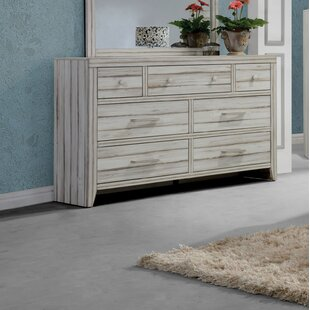 Searching for Andrews 7 Drawer Dresser by Highland Dunes