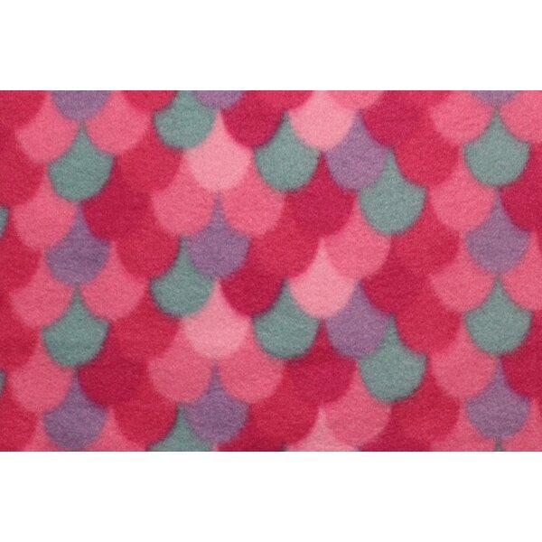 Pink Fleece Blanket Wayfair