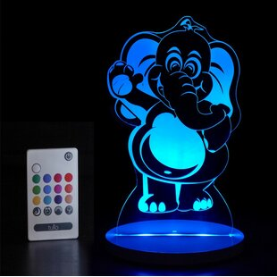 Tulio Dream Lights Elephan..