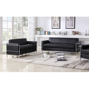 Charthouse 2 Piece Living Room Set by AllModern