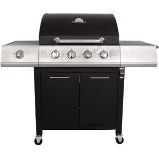Rappaport 63cm 5-Burner Portable Liquid Propane Barbecue Grill By Sol 72 Outdoor
