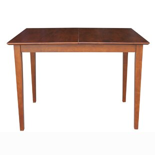 Extendable Counter Height Dining Table