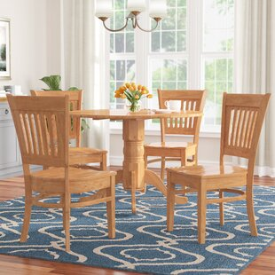 Thornhill 5 Piece Drop Leaf Dining Set
