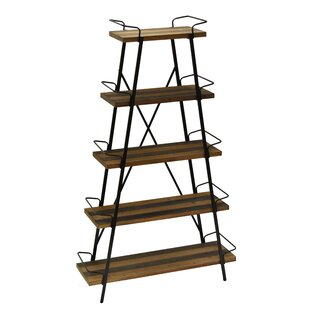 Truesdale Shelf 5 Layers Etagere Bookcase by Gracie Oaks