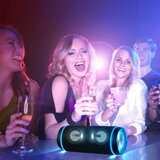 Home Party Subwoofer with Pulsating Light