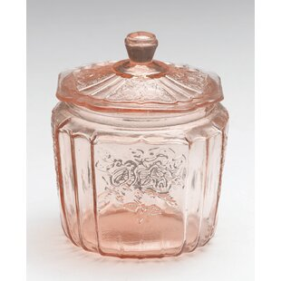 Glass Mayfair 2 qt. Storage Jar