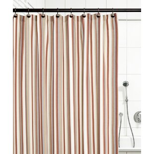 Coupon Jaden Stripe Shower Curtain By Ellis Curtain