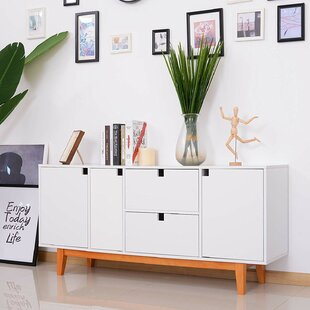Kindig Two Tone Sideboard by Ebern Designs