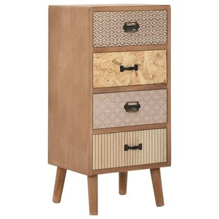 Neelyville 4 Drawer Chest By Bloomsbury Market