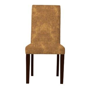 Beachwood Straight Leg Parsons Chair (Set of 2) by Latitude Run