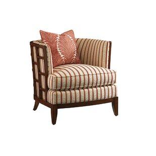 Tommy Bahama Home Ocean Club Barrel Chair