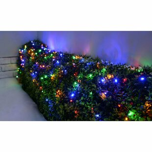 Battery-Operated Multi-Function 600 LED String Lighting by The Seasonal Aisle