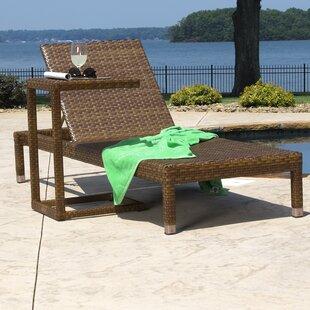Panama Jack Outdoor St. Barths 2 Piece Chaise Lounge Set