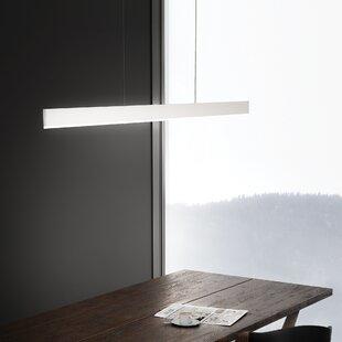 Orren Ellis Lavery 1-Light LED Pendant