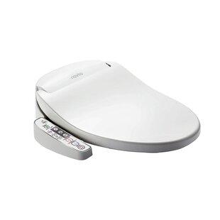 Kohler Novita Round-Front Cleaning Toilet Seat
