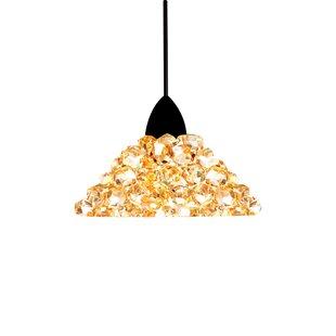WAC Lighting Giselle Monopoint 1-Light Cone Pendant
