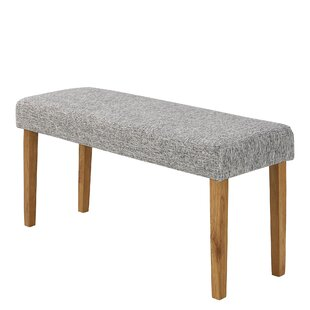 Molly Upholstered Bench By August Grove
