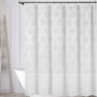 Wentworth Single Shower Curtain