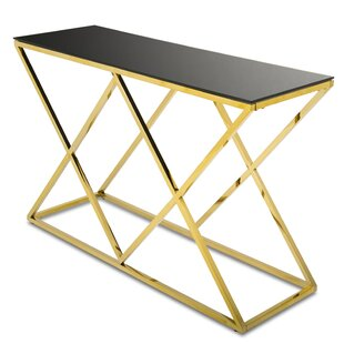 Ewert Console Table By Fairmont Park