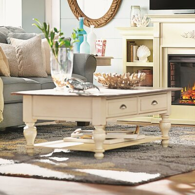 Balhi Coffee Table with Storage by Alcott Hill