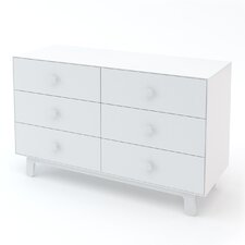 Sparrow 6 Drawer Dresser by Oeuf