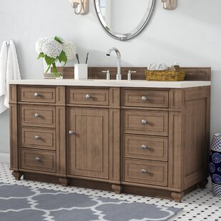 Shop for Lambrecht 60 Single Bathroom Vanity Set By Alcott Hill