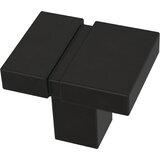 "1 1/16"" Length Square Knob Multipack (Set of 10)"