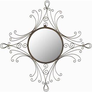 Andover Mills Elegance Wall Mirror