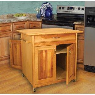 The Big Workcenter Kitchen Cart by Catskill Craftsmen, Inc.