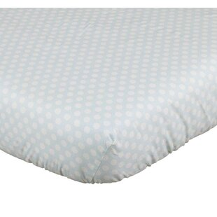 Affordable Price Swinney Fitted Crib Sheet ByHarriet Bee