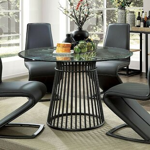 Liyuan 5 Piece Dining Set by Brayden Studio Savings